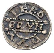 Dernier - Leeuwarden (Bruno III) – revers