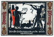 20 Pfennig (Fürstenwalde an der Spree) – revers