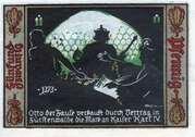 25 Pfennig (Fürstenwalde an der Spree) – revers