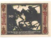 50 Pfennig (Furstenwalde/Spree) – revers