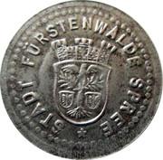 10 pfennig - Fürstenwalde an der Spree – avers