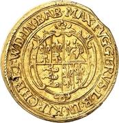 1 Goldgulden - Maximilian II. – avers