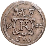 1 kreuzer Maximilian II – revers