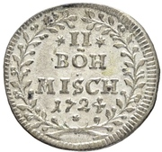 2 Böhmisch - Konstantin von Buttlar – revers