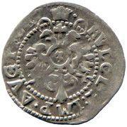 3 Kreuzer - Balthasar von Dernbach – revers