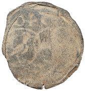 1 heller Johann III de Henneberg – revers