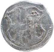 1 körtling Johann III of Henneberg – revers
