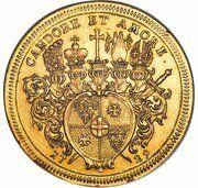 8 ducat Adolph de Dalberg – revers