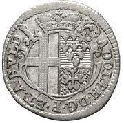 6 Pfennig - Adolf von Dalberg – avers