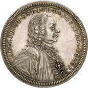 1 Thaler - Adolph von Dalberg – avers