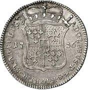 20 Kreuzer - Adolph von Dalberg – avers