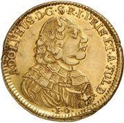 1 Carolin - Adolph von Dalberg – avers