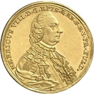 1 Ducat - Heinrich VIII. von Bibra (Anniversary) – avers