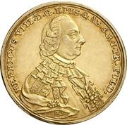 1 Ducat - Heinrich VIII. von Bibra – avers