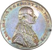 1 Thaler - Adalbert III – avers