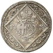 5 Kreuzer - Heinrich VIII. von Bibra – avers
