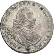 ⅙ Thaler - Adalbert II. von Walderdorf – avers