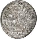 12 Kreuzer - Adalbert II. von Walderdorf – avers