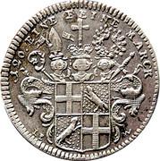 10 Kreuzer - Adalbert III – avers