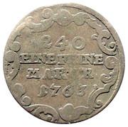5 Kreuzer - Heinrich VIII of Bibra – revers