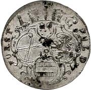 4 Kreuzer - Adalbert von Walderdorf – avers