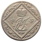 5 Kreuzer - Heinrich VIII of Bibra – avers