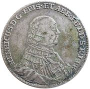 20 Kreuzer - Heinrich VIII – avers