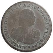 20 kreuzer Adalbert II of Walderdorff – avers