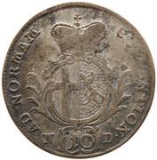 10 kreuzer Heinrich VIII of Bibra – avers