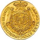 1 Ducat - Karl Egon I. (Celtic-gold ducat) – revers