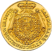 1 Ducat - Karl Egon I. (Celtic-gold ducat) – revers