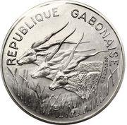 100 francs (essai) – avers