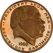 10 francs (Indépendance, essai) – avers