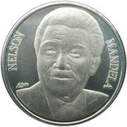 50 francs (Nelson Mandela) – revers