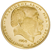 10 francs (Indépendance) – avers