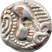 Gadhaiya Paisa   Chavadas of Gujarat (760-950AD) – avers
