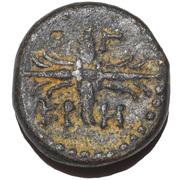 Bronze Æ16 - Amyntas – revers