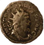 Antoninien - Postume (Virtus, 1er type) – avers