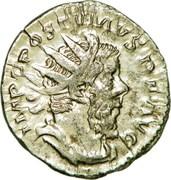 Antoninien - Postume (HERC PACIFERO) – avers