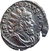 Antoninianus - Postumus (NEPTVNO REDVCI) – avers