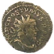 Antoninien - Postume (SALVS AVG) – avers