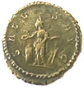 Antoninien - Postume (SALVS AVG) – revers