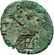Antoninien - Gallien (PAX PVBLICA) -  revers