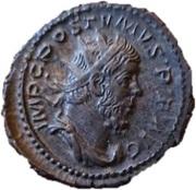Antoninien - Postume (LAETITIA AVG) – avers