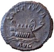Antoninien - Postume (LAETITIA AVG) – revers