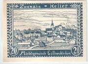 20 Heller – avers