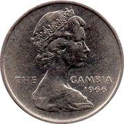 6 pence - Elizabeth II (2ème effigie) – avers