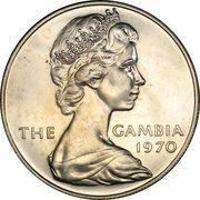 8 shillings - Elizabeth II (Argent) – avers
