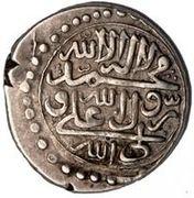1 Abbasi - Muhammad Hasan Khan (Ganja) – avers