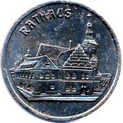 25 pfennig - Gardelegen – revers